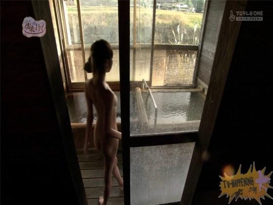 【お宝エロ画像】今回のもっと温泉に行こうに出た女が細すぎて脱いでるのにエロく見えないのは俺だけ?ww 47