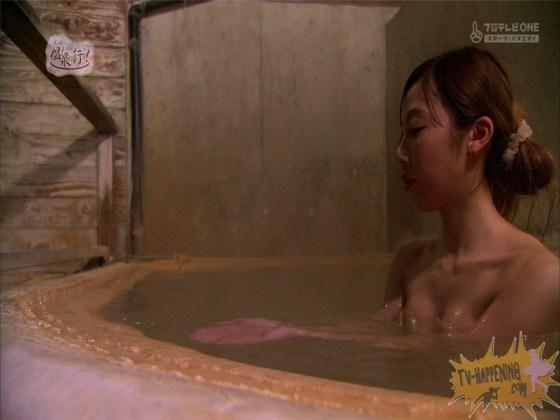 【お宝エロ画像】今回のもっと温泉に行こうに出た女が細すぎて脱いでるのにエロく見えないのは俺だけ?ww 57