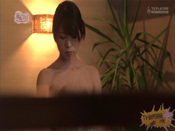 【お宝エロ画像】来た来た来た~!!温泉に行こうで完全に乳首映しやがった~wwww 55