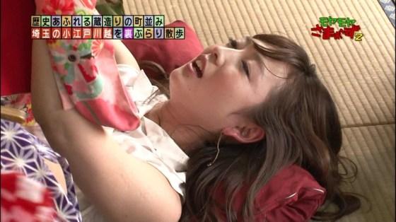 【放送事故画像】何やこのエロい顔は!放送中に絶頂に達した女達www 05