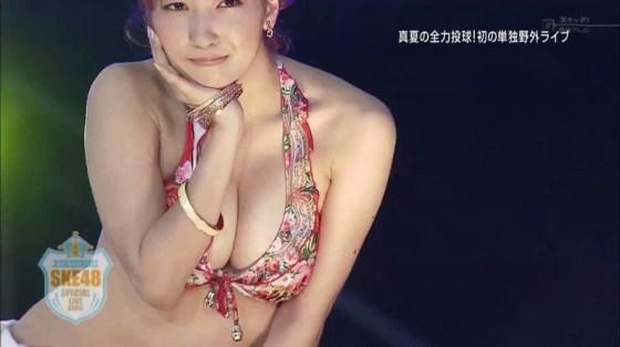 【放送事故画像】爆乳美女達が水着でそのオッパイをこれでもかと言うくらいに見せつけてるww