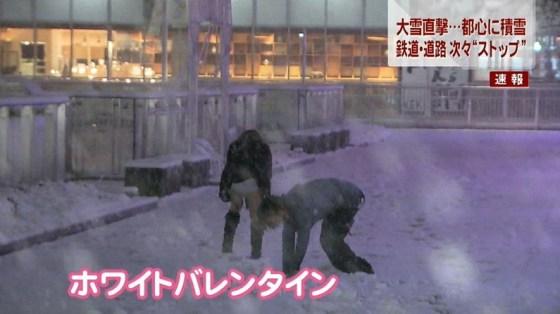 【放送事故画像】放送事故で一番嬉しい事故ってやっぱパンチラでしょww 20
