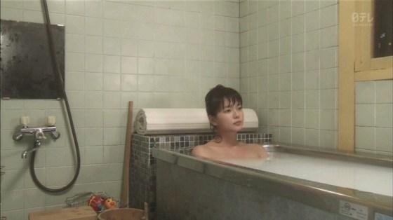【入浴キャプ画像】温泉レポとかっていつもオッパイギリギリのところまで露出してないか? 22