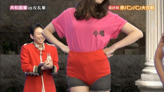 【芸能お宝画像】AKBの中でも美乳ランキング1位2位を争う小嶋陽菜!エロいのはオッパイだけじゃなかったw 08