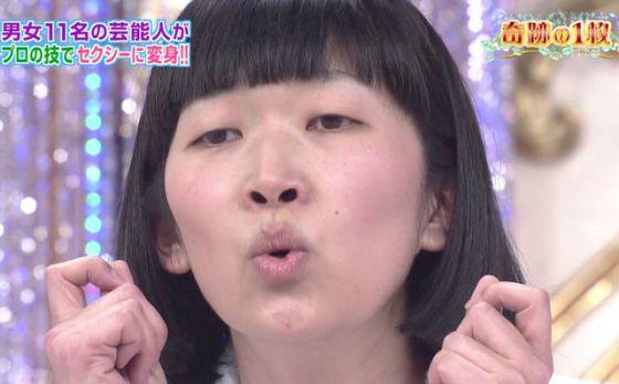 【キステレビキャプ画像】見てるだけで照れちゃう女子アナやタレント達のキス顔やキスシーンww 12