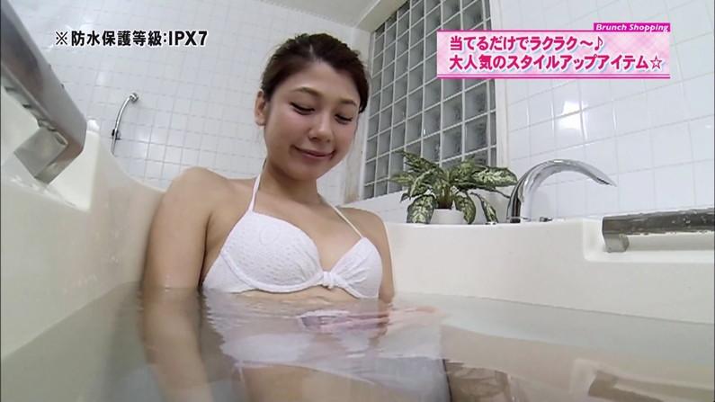 【水着キャプ画像】巨乳が着るビキニって別格でエロいよなw 12