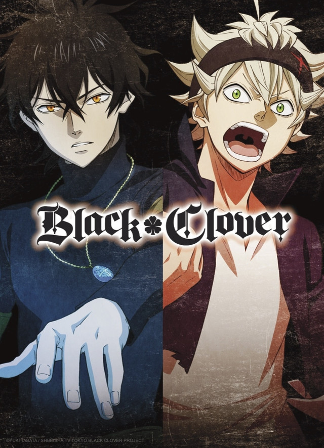 direct from the pages of shonen jump animated by talented artists at studio pierrot and produced tv tokyo black clover is next series