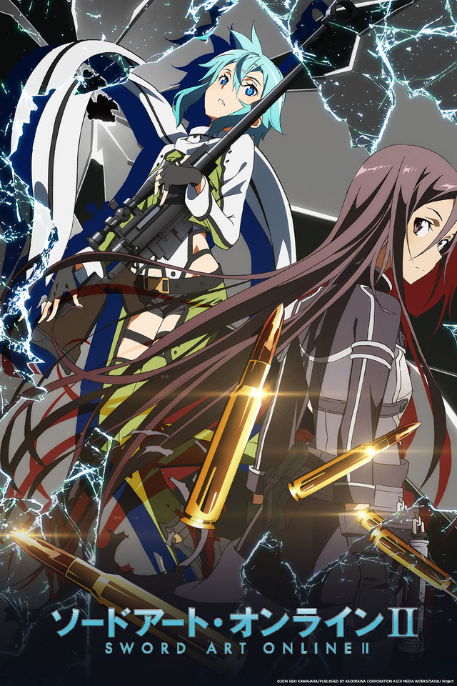 Crunchyroll   Sword Art Online   Watch on Crunchyroll