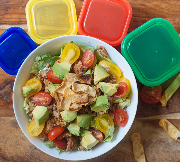 Taco Salad Recipe | BeachbodyBlog.com