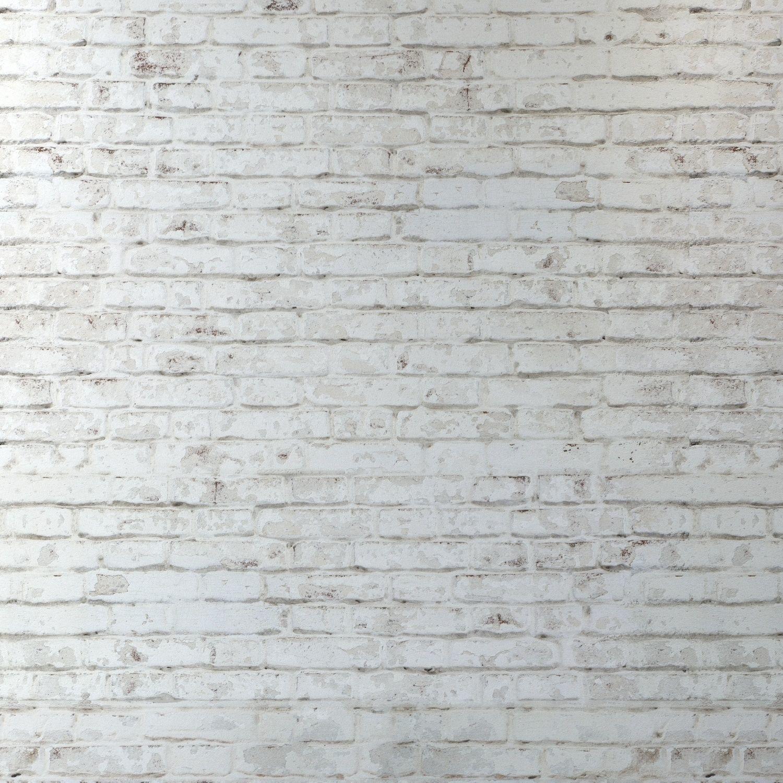 The Aged Brick Walls Brick Brick Wallpaper Brick Wallpaper 3d Brick Model Max Obj Fbx Mtl Model Aged Brick Walls houzz 01 White Brick Wall
