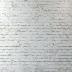 Small Of White Brick Wall