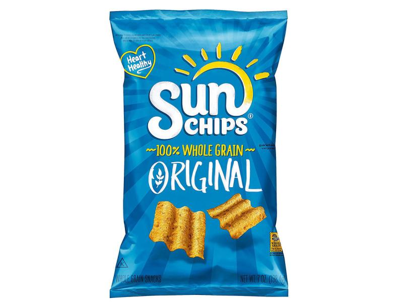Large Of Low Calorie Chips