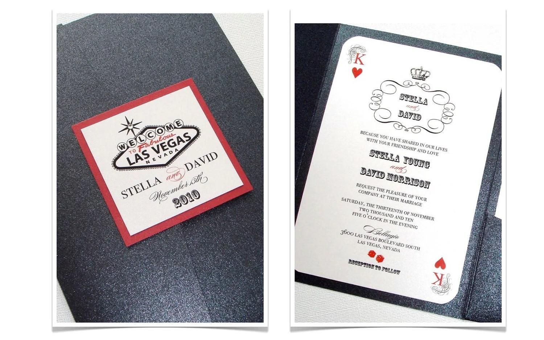 wedding invitations las vegas vegas wedding invitations Destination Wedding Invitation Wording Las Vegas
