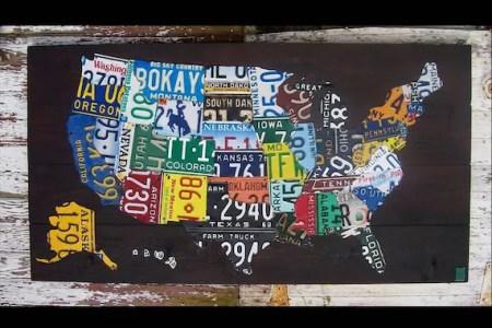 original united states map adventure road trip hiking