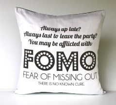 Fear of Missing Out on Etsy