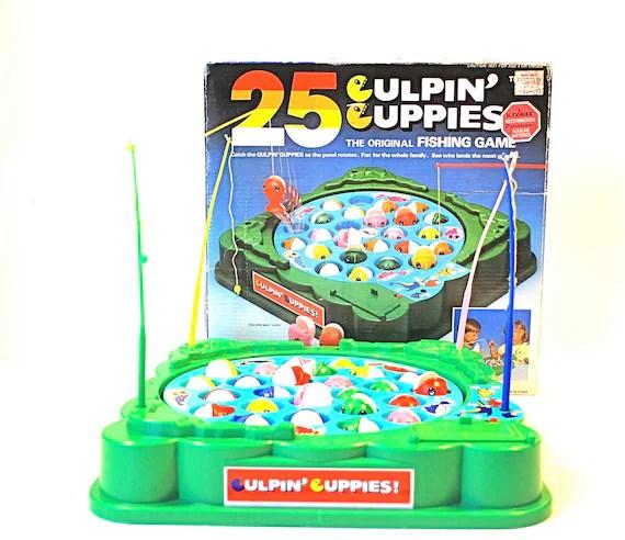 Gulpin  The Original Fishing Game 1979 by WonderlandToys