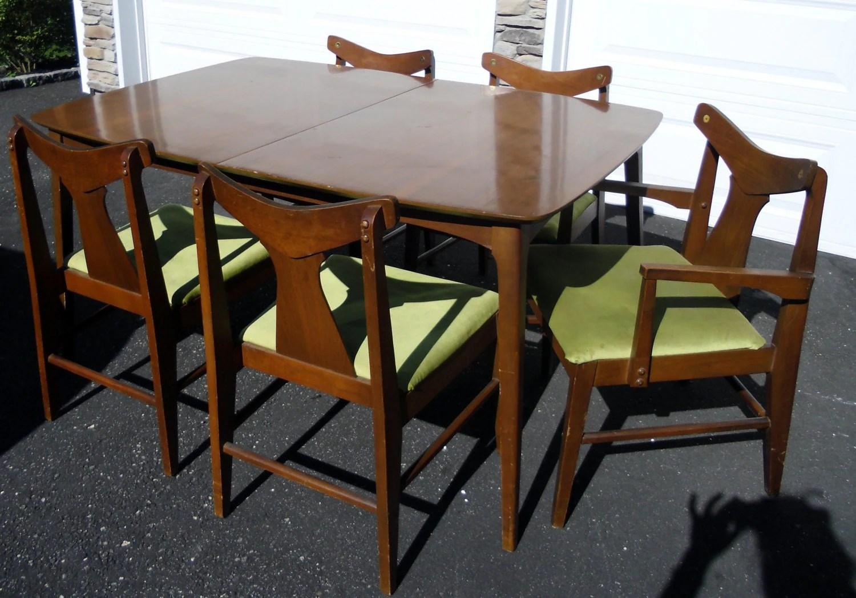 sale 25 off vintage mid century modern mid century kitchen table zoom