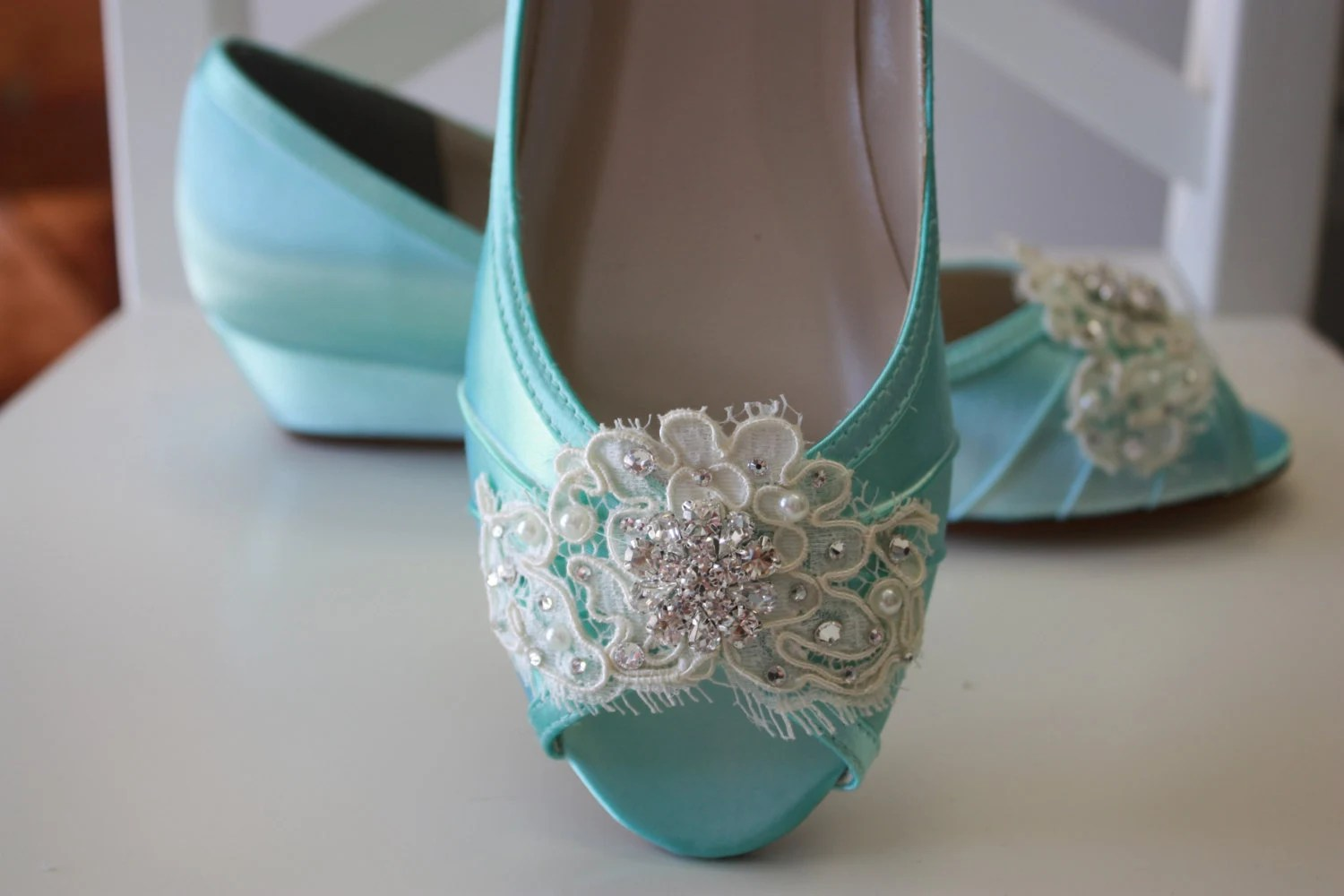 lace wedge wedding shoe choose from over wedding shoes wedges zoom