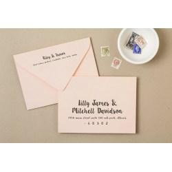 Small Crop Of Wedding Invitation Envelopes