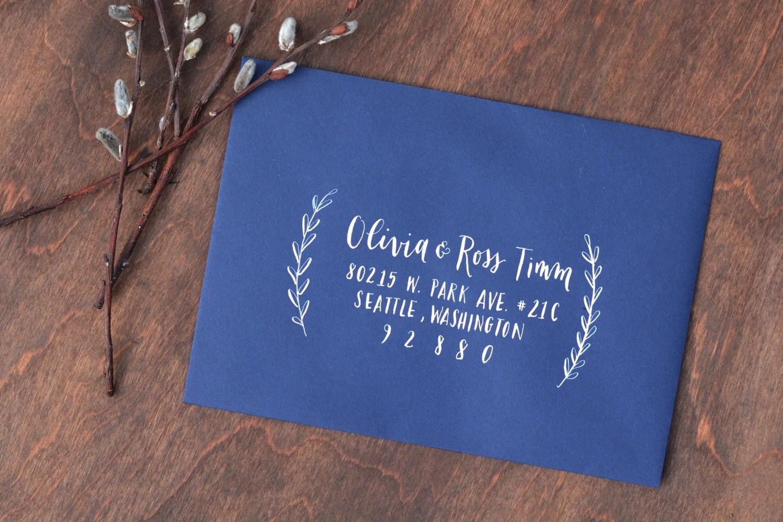 handwritten wedding invitation envelopes handwritten wedding invitations Calligraphy For Wedding Invitation Envelopes