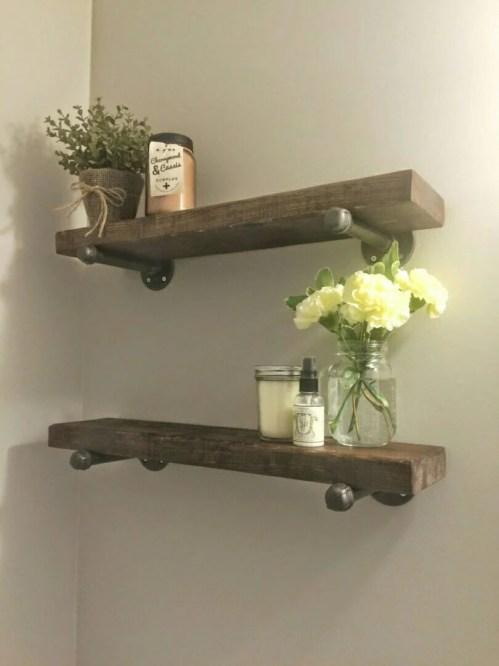 Mind Model Rustic Bathroom Shelves Hooks Reclaimed Wood Decor Luxury Rustic Wood Bathroom Shelves Wood Bathroom Shelf Lip Or Railing Wood Bathroom Shelf