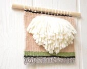 hand-woven tapestry / wov...