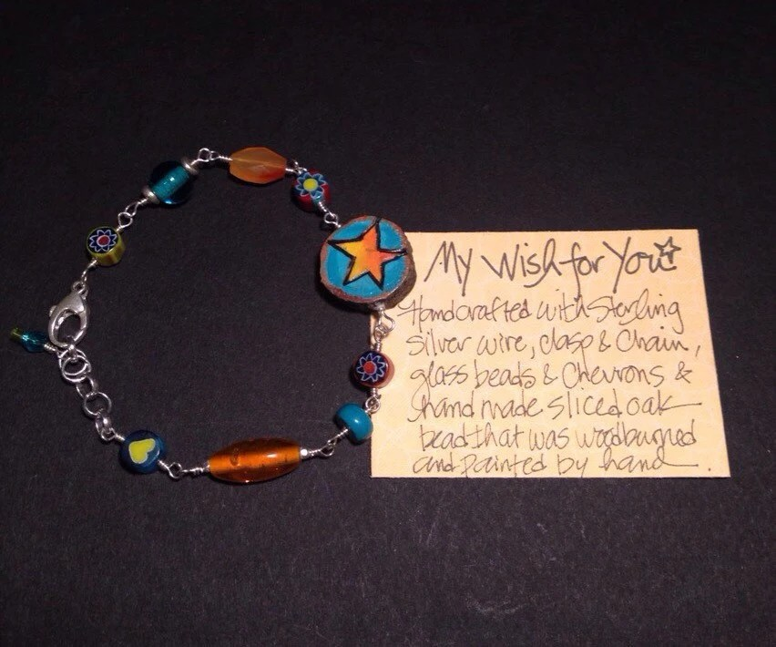 "Bracelet ""My Wish For You"""