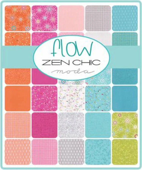 Flow Charm Pack by Zen Chic