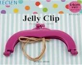 """Jelly Clip - Purple - 5.5"""""""
