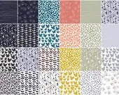 10 INCH SQUARES - Lilla by Lotta Jansdotter for Windham Fabrics