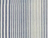 "16"" Toweling - Cream & Blue"