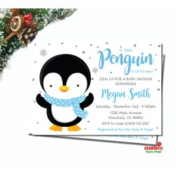 Small Crop Of Baby Shower Invitations Boy