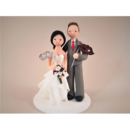 Medium Crop Of Custom Wedding Cake Toppers