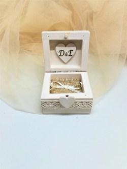 Small Of Ring Bearer Box