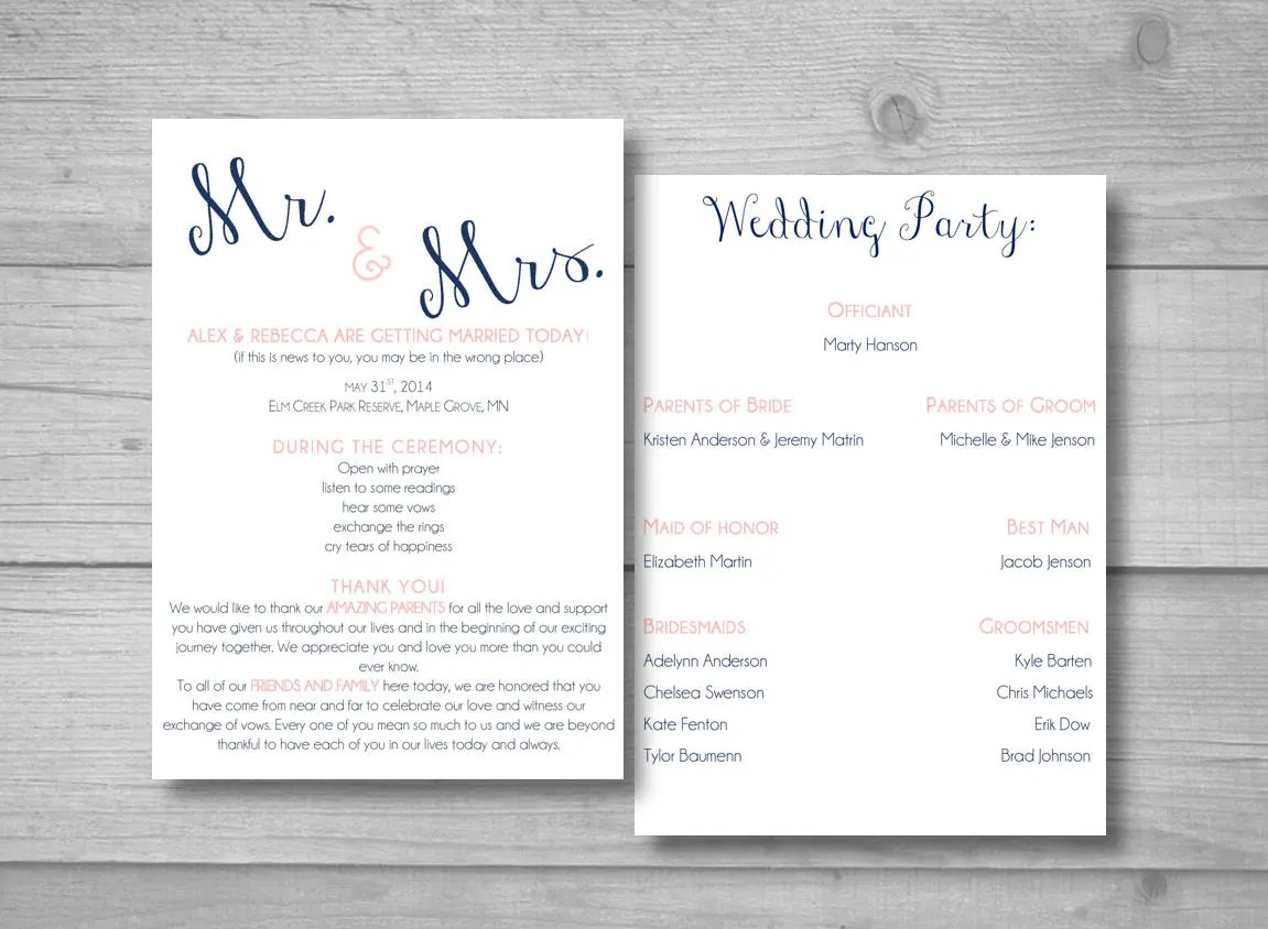 Genuine Mr Mrs Wedding Wedding Diy Wedding Planning Mr S Diy Wedding Programs On Word Mrs Wedding Wedding Diy Wedding Diy Wedding Programs wedding Diy Wedding Programs