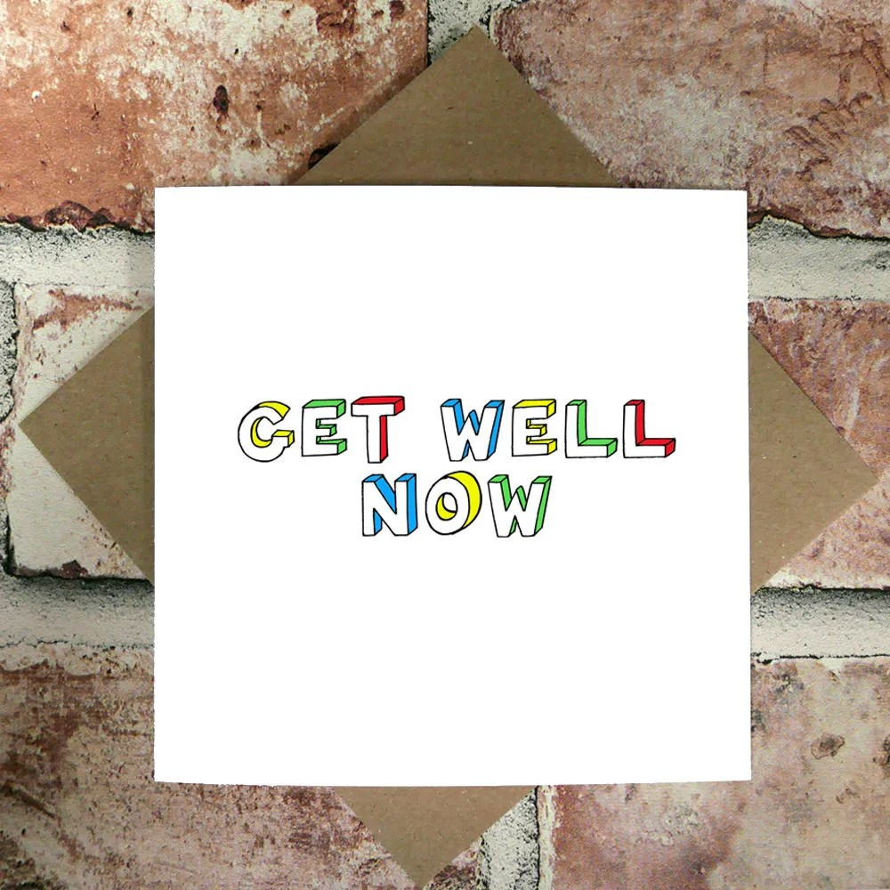 Calmly You Card Get Well Now Get Well Soon Card Ny Cards Think Get Well Now Get Well Soon Card Ny Cards Think You Card Ny Get Well Soon Notes Ny Get Well Soon Balloons cards Funny Get Well Soon