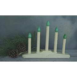 Small Crop Of Electric Window Candles