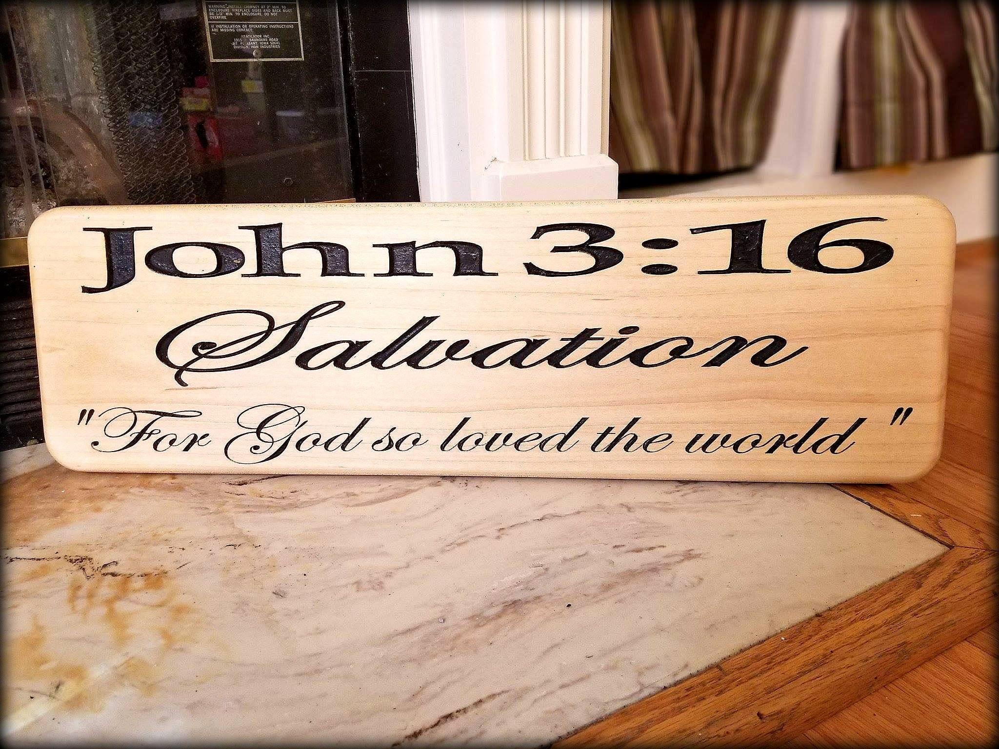 Fullsize Of Salvation Bible Verses