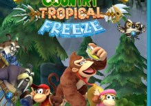 【Wii U】【IGN詳細評測】Dongkey Kong Country:Tropical Freeze 大金剛:熱帶急凍