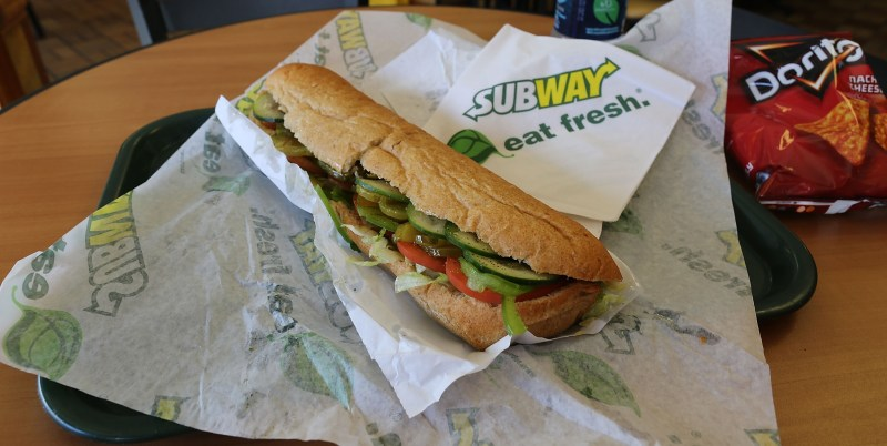 Large Of Subway Classic Subs