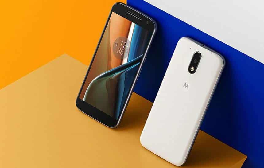 Moto G chega à 4ª geração com dois novos smartphones