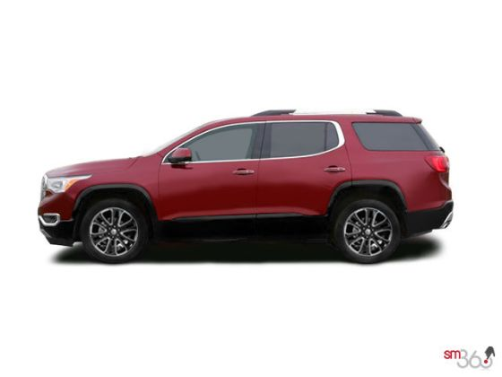 GMC Acadia SLT 2 2017   GM De LaSalle in LaSalle  Quebec GMC Acadia SLT 2 2017  Specifications  Configuration