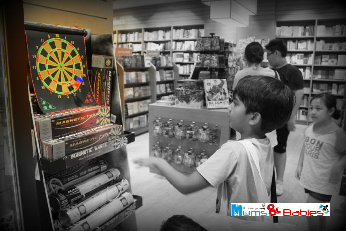 Times Store Dart Game