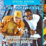 Yaga & Mackie – La Moda – Special Edition (Version Calle) (2005)