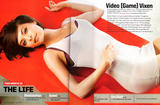 Kristin Kreuk looks sexy in Men's Fitness Magazine - Hot Celebs Home