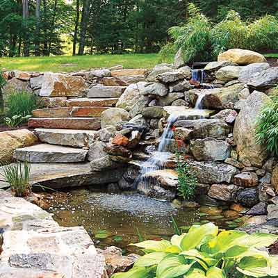 Backyard landscaping design ideas dan330 for Design of ash pond