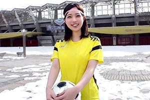 2度見しちゃうほど可愛いGカップなでしこ候補生が地元仙台で決意のAV出演