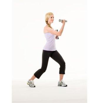 Uppercut Cardio Exercise