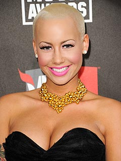 Amber Rose: Why I Ended Up Having a C-Section
