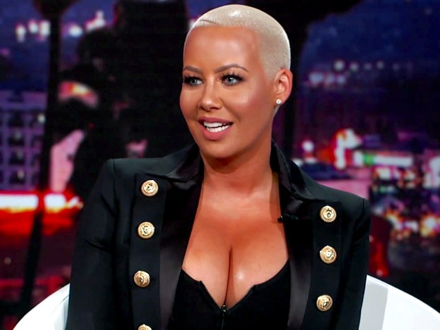 TMI! Amber Rose Dishes on Pregnant Blac Chyna and Rob Kardashian's Sex Life| Keeping Up with the Kardashians, TV News, Amber Rose, Blac Chyna, Rob Kardashian, Tess Holliday, Wiz Khalifa